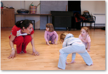 Mother and baby classes in Cambridgeshire